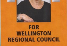 Prue Lamason - 2016 Local Elections