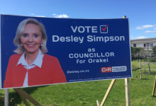 Desley Simpson - Communities & Residents - 2016 Local Elections