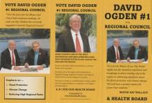 David Ogden - 2016 Local Elections