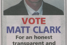 Matt Clark - 2016 Local Elections