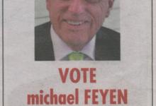Michael Feyen - 2016 Local Elections
