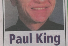 Paul King - 2016 Local Elections