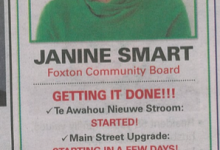Janine Smart - 2016 Local Elections