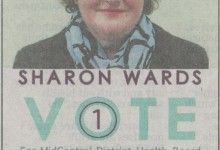 Sharon Wards - 2016 Local Elections