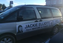 Jackie Elliott - 2016 Local Elections