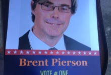 Brent Pierson - 2016 Local Elections