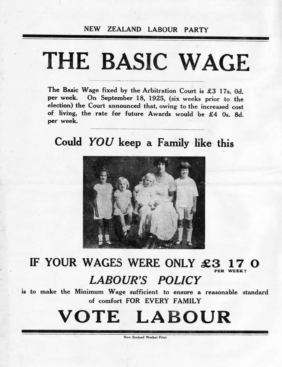 Labour 1925