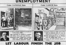Labour Party - 1938 General Election
