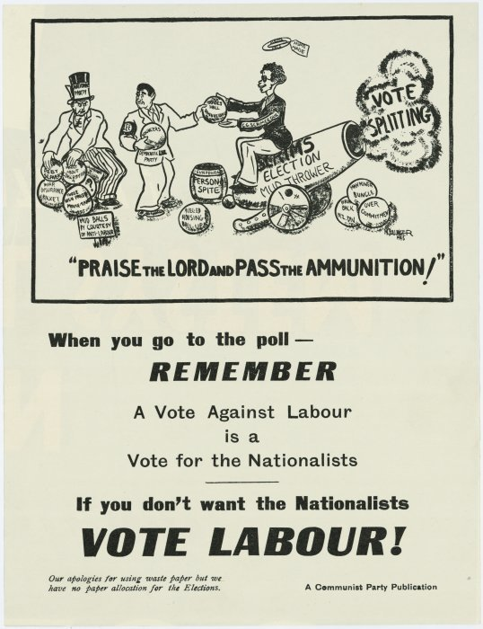 Labour Party - 1943 General Election