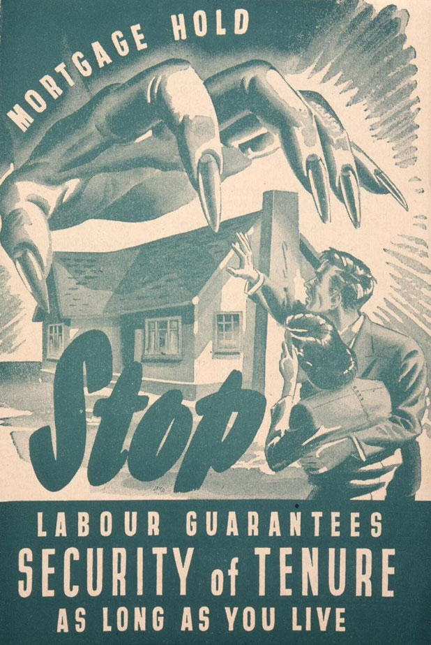 Labour Party - 1946 General Election