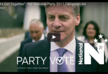 National Party - 2017 General Election