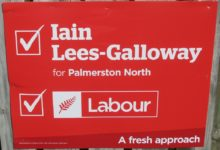 Iain Lees-Galloway - Labour Party - 2017 General Election