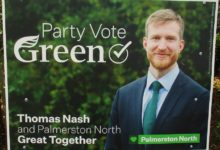 Thomas Nash - Green Party - 2017 General Election