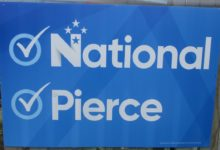 Adrienne Pierce - National Party - 2017 General Election