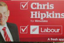 Chris Hipkins - Labour Party - 2017 General Election