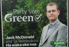 Jack McDonald - Green Party - 2017 General Election