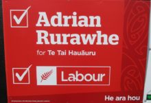 Adrian Rurawhe - Labour Party - 2017 General Election