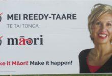 Mei Reedy-Taare - Maori Party - 2017 General Election