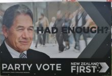 New Zealand First - 2017 General Election