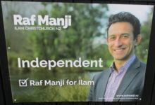 Raf Manji - Independent - 2017 General Election