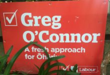 Greg O'Connor - 2017 General Election