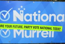 Euon Murrell - National Party - 2017 General Election