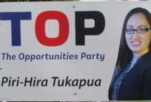 Piri-Hira Tukapua - The Opportunities Party - 2017 General Election